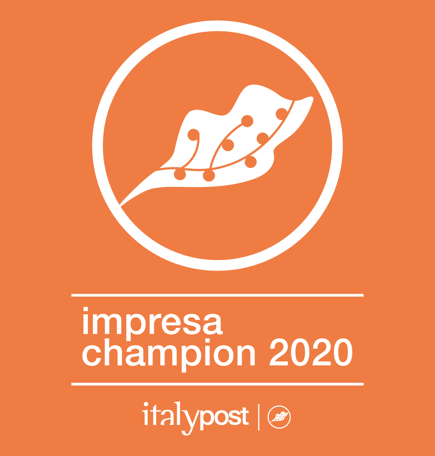 Guerriero tra le 1.000 imprese Champion 2020